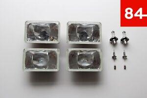 Volvo 740 744 745 Gl USA 4x Headlight Eu E-Certified Retrofitting