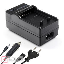 BP-1900 EU plug Battery Charger For SAMSUNG NX1 - BP1900 / wall and car plug