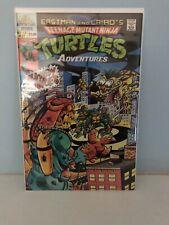 TEENAGE MUTANT NINJA TURTLES ADVENTURES #10 (1990) Archie Comics VF