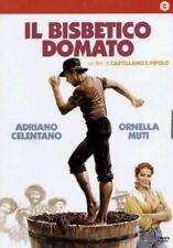 Dvd IL BISBETICO DOMATO - (1980) *** Adriano Celentano, Ornella Muti *** ..NUOVO