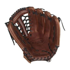"Wilson A1000 12.5"" Baseball Glove: WTA10RB20KP92 - Right Hand Thrower"