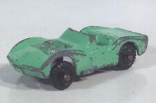 "Vintage Midgetoy 1960s Corvette Hot Rod Convertible 2"" Scale Model Green"