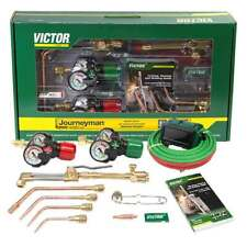 Victor 0384 2100 Journeyman 540300 Edge 20 Acetylene Cutting Torch Outfit
