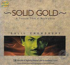 SOLID GOLD - SALIL CHOWDHURY - NEW BOLLYWOOD SOUND TRACK 2CDs SET