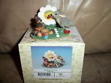 Charming Tails Teeny Tiny Tails The Berry Toss Game 80/7 Mib