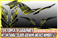 YAMAHA RAPTOR BANSHEE 250/350/660/700 YFZ450 YFZ450R GRAPHICS DECALS