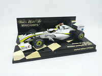 MINICHAMPS 1:43 - BRAWN GP BGP 001 J. BUTTON WINNER BAHRAIN GP 2009 400090322