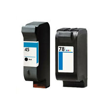 HP 45 & 78 Druckerpatrone für Deskjet 980CXI HP45 HP78