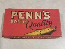 Vintage Tobacco Penn's Spells Quality American Tobacco Co. Tin/Box