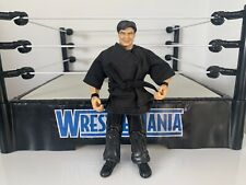 WWE Rare Eric Bischoff Wrestling Figure Jakks 2003 WCW WWF TNA
