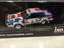 NISSAN 240 RS #9 SALONEN SAFARI 1984 IXO RALLY 1:43 DIECAST-CAR-MODEL- RAC160