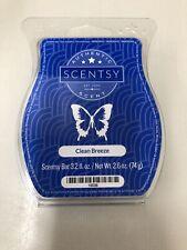 NEW! Clean Breeze-Scentsy Wax Bar
