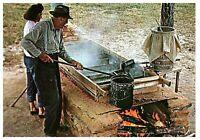Sorghum & Molasses Making Demo Great Smoky Mountains TN # 46296