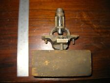 Old Blacksmith Chicago Type Rivet Setter Shop Bench Jig Made in the USA