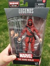 Marvel Legends Hasbro Stilt-Man BAF Wave THE HAND RED NINJA 6? Figure New