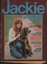 Jackie Magazine 7 December 1974 No.570   David Bowie   Suzi Quatro   The Osmonds