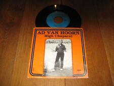 Ad van Hoorn.A.High chaparel. B.Het truckersbestaan.  (117)