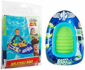Disney Toy Story Inflatable Boat Water Pool Boat Official Licensed