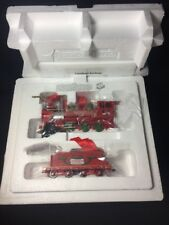 Hawthorne Village Rudolph's Christmas Engine Coal Car Locomotive & Tender Train