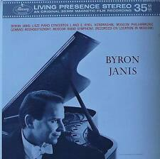 LISZT - PIANO CONCERTOS NO.1/2 - MERCURY SR 90329  - ANTAL DORATI - BYRON JANIS