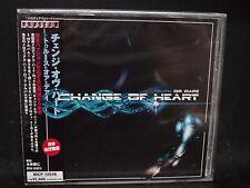 CHANGE OF HEART Truth Or Dare JAPAN CD FM Heartland U.K. Melodious Hard Rock !