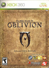 Elder Scrolls IV: Oblivion Collector''s Edition Xbox 360 New Xbox 360
