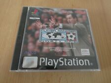 Premier Manager Ninety Nine - PS1 - PlayStation 1 pal version