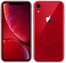 Apple iPhone XR MRY62B/A 4G Smartphone 3GB RAM 64GB Unlocked Sim-Free - Red A