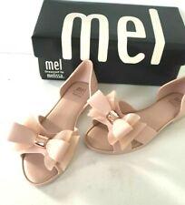 Mini Melissa Sandals Little Girl Sz 13 Mel Light Pink Authentic #31921