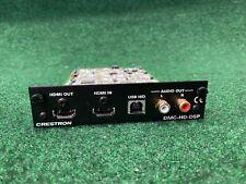 Crestron Dmc-Hd-Dsp Digital Media Input Card for Dm-Md8x8 Dm-Md16x16 Dm-Md32x32