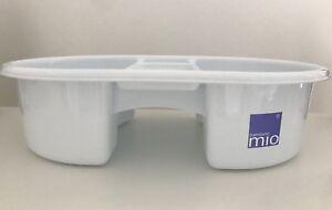 Bambino Mio White Top 'N' Tail Baby Change Bowl