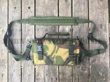 BRITISH ARMY SURPLUS DATA TERMINAL CARRY CASE - MANPACK BAG DPM CAMO RADIO POUCH