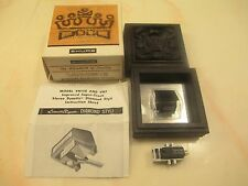 SHURE V15 TYPE II CARTRIDGE & NEW OLD STOCK GENUINE SHURE VN15E STYLUS IN CASE
