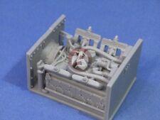 """Resicast 1/35 Bedford """"Twin Six"""" Churchill III Drop-in Engine (AFV Club) 352308"""