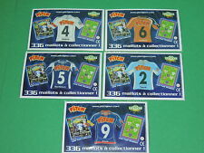 Magnet equipe Coupe de France Just Foot Pitch 2009 maillot football CDF lot #34