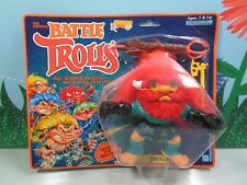 Trollaf - 5' Battle Trolls Troll Doll - New On Card