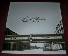 ELLIOTT BROOD Work and Love - LP - Limited Edition Tri Coloured Vinyl - 2014, EX