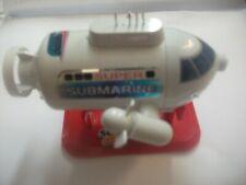 U Boot Submarine Ferngesteuert 10 cm Mit Licht Neu Komplett