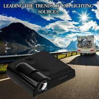 For Hyundai LED Logo Wireless Door Courtesy Welcome Shadow Light