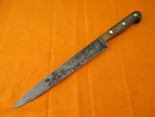 8 inch Carbon Steel Carving/Slicing Knife