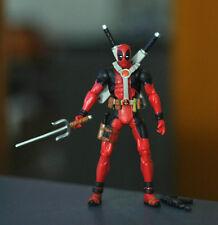 "Marvel X MEN Univers Super Heros Deadpool 3/4 3.75"" Loose Auction Figures ZX308"
