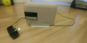 NetComm NF18ACV 4-Ports Wireless Modem Router