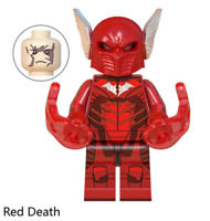 NEW * Batman Red Death Minifigure Dc Dark Multiverse Lego HOT