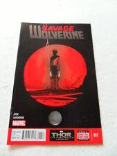 Savage Wolverine 11 . Marvel  2014 -   FN / VF