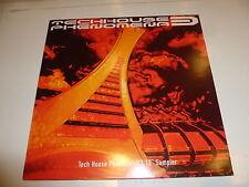 "EUKAHOUSE - Tech House Phenomena 3 Sampler - 2-track DJ Promo 12"" Vinyl single"