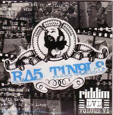 RIDDIM DVD Vol. 6  Beenie Man Anthony B Natural Black Dancehall Roots Culture