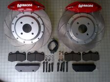 Vauxhall Astra all models inc VXR 350mm brake kit with AP Racing 4 pot calipers