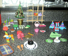 WOW!  Holiday Littles Playset Accessories for Barbie Halloween Christmas Easter
