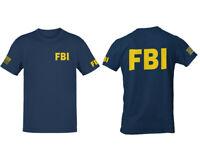 FBI PT Style Tee | FBI Tshirt | FBI Cadet t Shirt