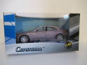 CARARAMA BMW 7 SERIES SCALE 1:43